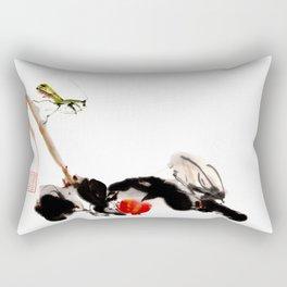 My fame riches heaven Rectangular Pillow