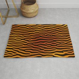 Tiger Print (Tiger King) Rug