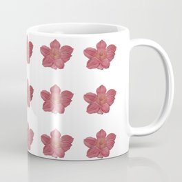 Blood lily pattern Coffee Mug
