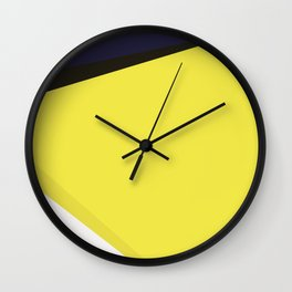 Ectasy (Intro) Wall Clock