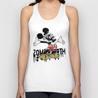 fallout 3 Tank Tops featuring Fallout by Iamzombieteeth Clothing