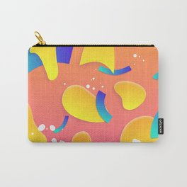 Paper shapes Carry-All Pouch