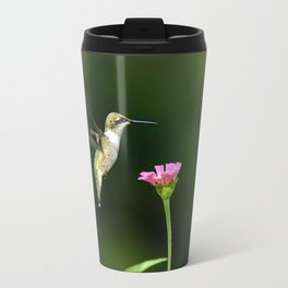 One Hummingbird Travel Mug