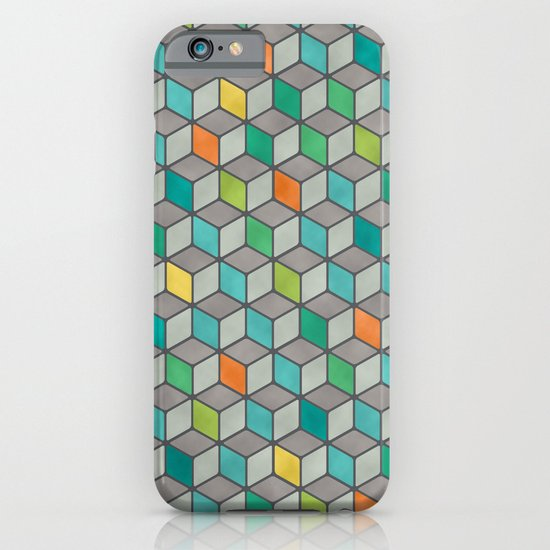 Block Party iPhone & iPod Case
