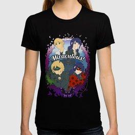 Miraculous Heroes of Paris T-shirt