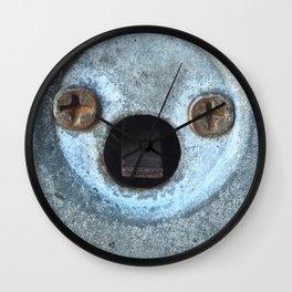 Mondays, yeah? Wall Clock