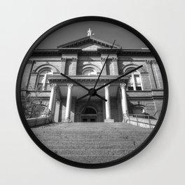 Auburn Courthouse Wall Clock
