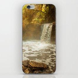 Thermal Waterfall- Wai O Tapu iPhone Skin