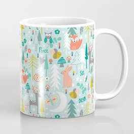 Forest Of Dreamers Coffee Mug