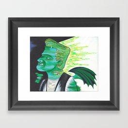 Mind for the Mistress Framed Art Print