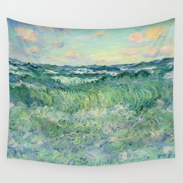 Marine, Pourville Wall Tapestry