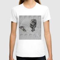 fibonacci T-shirts featuring Fibonacci by eglerama
