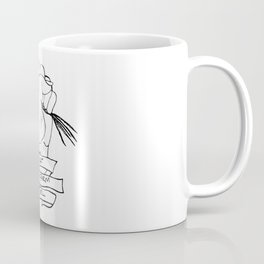 Fight Like a Farm Girl Coffee Mug