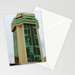 Lonely tower Stationery Cards
