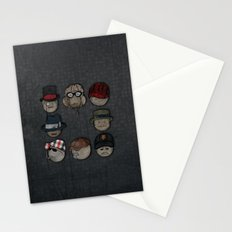 You like hats? I'm mad about hats! Stationery Cards