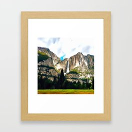 Vernal Mist Framed Art Print