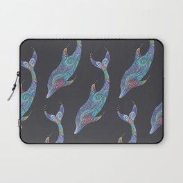 Dolphin Totem Laptop Sleeve