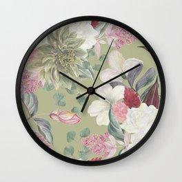 pattern2011 Wall Clock