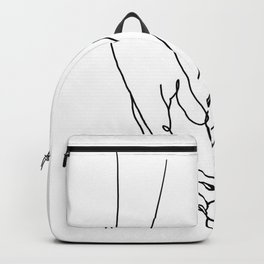 Heart in Your Hands Backpack