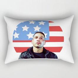 Vote for Castle Rectangular Pillow