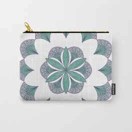 Shell Medallion GP Rondelle Carry-All Pouch