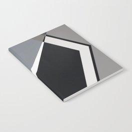 London - hexagon Notebook