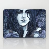 marceline iPad Cases featuring Marceline by Angela Rizza