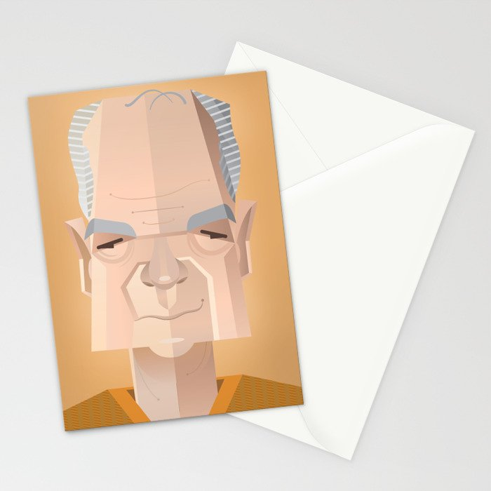 Portrait Series Stationery Cards