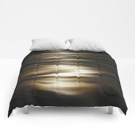 Light flow 2 Comforters