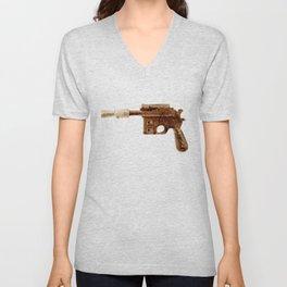 Han Pistol - Blaster Unisex V-Neck