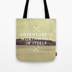 Worthwhile Tote Bag