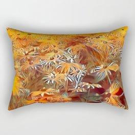 Atomic  Field Rectangular Pillow