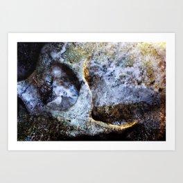 Ozark Art Print