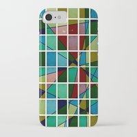 mosaic iPhone & iPod Cases featuring Mosaic by Tammy Kushnir