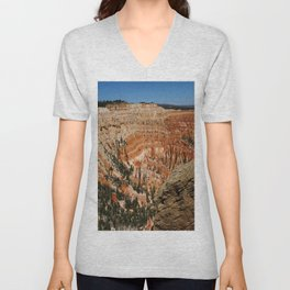 Amazing Bryce Canyon View Unisex V-Neck