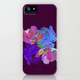 roses meli melo 2 iPhone Case