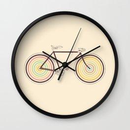 Velocolor Wall Clock
