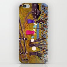 Wash day iPhone & iPod Skin