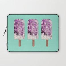 Amethyst Popsicle Laptop Sleeve