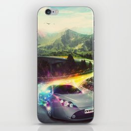 Superhighway iPhone Skin