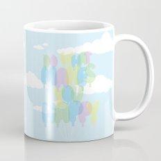 Do What Makes You Happy Mug