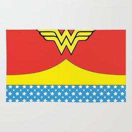 Wonderwoman Rug