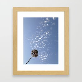 Early Evening Moment Framed Art Print