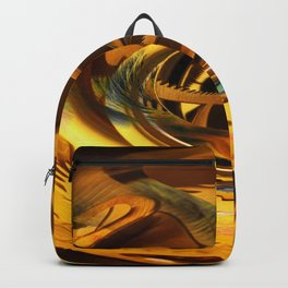 Trapped in the Past Backpack