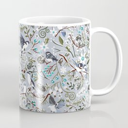 Winter flora | snowy Coffee Mug