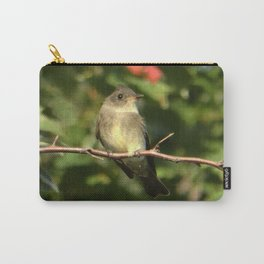 Eastern Phoebe Carry-All Pouch
