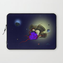Bioluminescence Laptop Sleeve