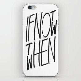 INNTW (Inverted Version) iPhone Skin
