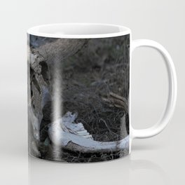 Cow Skull Coffee Mug