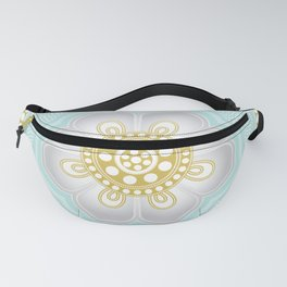 Mandala Creation, all points for one 2 Fanny Pack